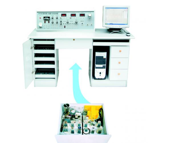 检测与转换(传感器)技术实训装置(12种传感器)