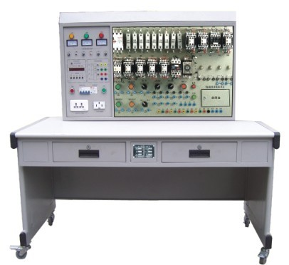 平面磨床电气技能实训考核装置(半实物)