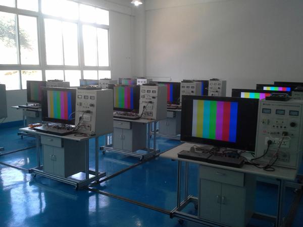 液晶电视维修实训考核设备