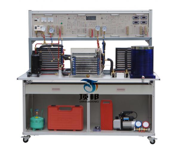 现代制冷与空调系统技能实训设备