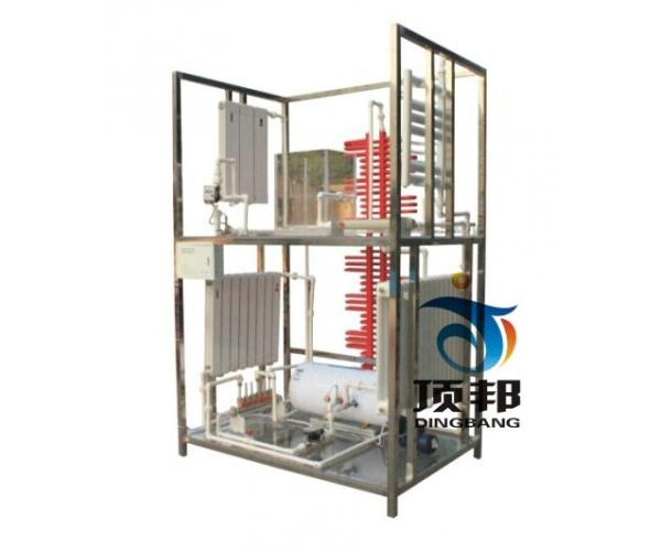 单元住宅楼分户热计量采暖系统实训装置