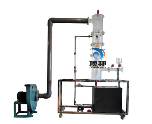 筛板塔气体吸收实验装置