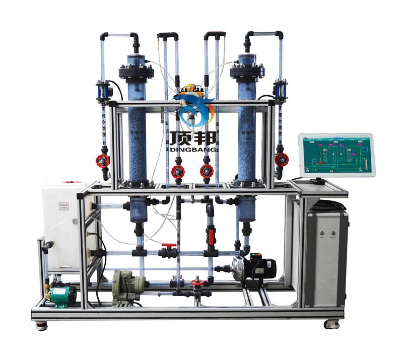 二氧化碳吸收与解析实验装置