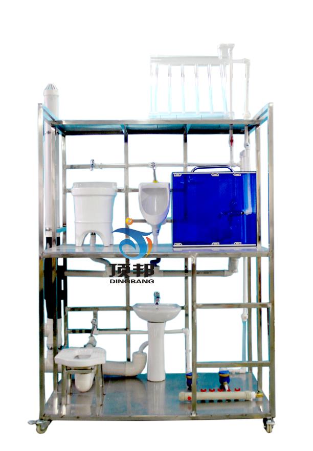 生活供水管路安装实训装置