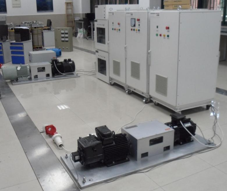 双馈风力发电实验系统